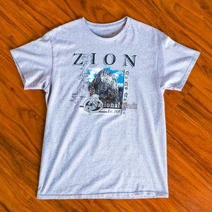 Vintage Zion National Park Utah Tee